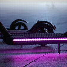 LED Light Night Strip Lights Lamp Accessories For Xiaomi M365 Electric Scooter