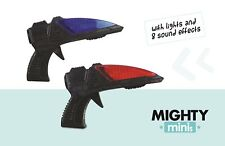 Electronic Mighty Mini Laser Guns With Lights And 8 Sound Effects
