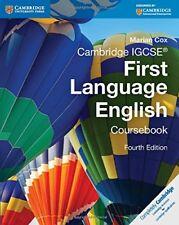Cambridge IGCSE First Language English Coursebook with Free Digital Content (Cam