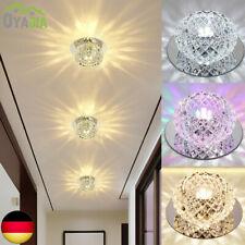 Modern Kunst Kristall LED Deckenlampe Kronleuchter Beleuchtung Anhänger-Leuchte