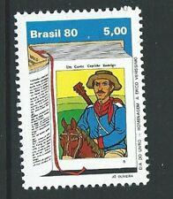 Il Brasile SG1870 1980 Libro Giorno Gomma integra, non linguellato