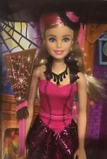 Target 2017 Halloween Party Witch Barbie doll NRFB