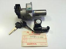 Original Honda CX 500 Blocchetto accensione + Serratura casco Tasto 2