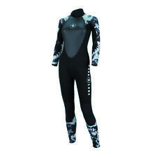 AquaLung Hydroflex 3mm Femmes Costume Tailles Xs À XXL