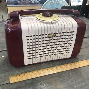 """Astor Vintage Radio Model """"M.M"""" Plastic"""