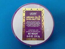 Lacura Botanics Argan Oil & Shea Butter Scented Body Scrub