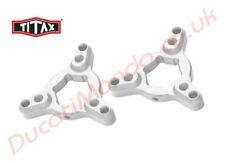 Titax Showa fork adjusters billet for Ducati 749 999 1098 1198 SF