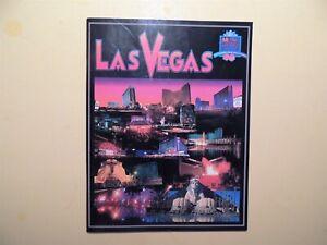 Las Vegas Souvenir Photo book Softbound 1994 Casino Photos