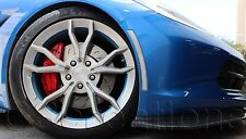 C7 Stingray Z06 Grand Sport Corvette Clear or Smoked Side Markers