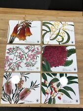 Maxwell & Williams Royal Botanic Garden Placemat & Coaster Set (12 items)