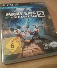 Disney Micky Epic: Die Macht der 2 (Sony PlayStation 3, 2012) Rarität