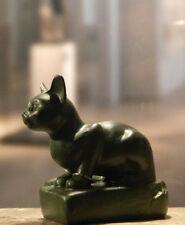 305 - 30 v. Chr.  --  Statuette der BASTET aus der Ptolemäerzeit