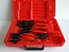 Craftsman 50464 Retaining Ring Pliers Set / Circlip Pliers 11 Pcs # 1 missing