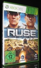 Xbox 360 ruse-r.u.s.e. - Don 't believe what you see-en allemand-stratégie