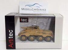Artitec 1/87: 6870196 Armoured Car Sd.kfz. 234/3 With 7,5 -cm-k 51, Yellow