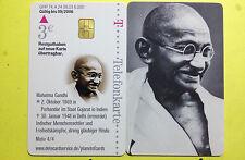 A24/2003 Auflage 6000 Stück Mahatma Gandhi Menschenrechtler und Freiheitskämpfer