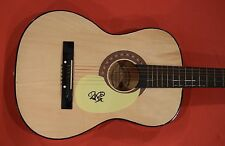 Sixto Rodriguez Searching for Sugarman Signed Autographed Acoustic Guitar