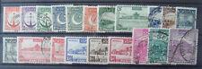 Pakistan 1948-56 used set Sg24-43
