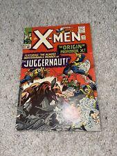 Marvel X-Men #12 first Juggernaut ⚡️⚡️⚡️ Not CGC graded