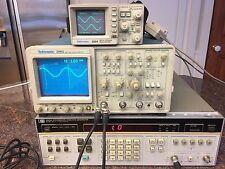 Tektronix 222A Portable Digital Oscilloscope
