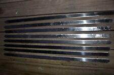 pack of10x 65cm Stainless Steel Skewers for Lamb Pork Beef Shish BBQ @ Australia