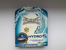 8  Wilkinson Sword Hydro 5  Rasierklingen Neu / OVP