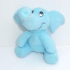 Doudou Eléphant Elephant Bleu