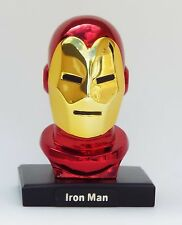 The Invincible Iron Man Mini Head Bust Diamond Select Le #367/5000 Nib