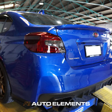 2015-2017 Subaru Impreza WRX/STI VA/VAB Sedan | Full Smoked Tail Light Overlays