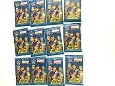 2017 TOPPS WWE HERITAGE  PACKS ( 12 PACK LOT )