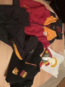 Galatasaray Trainingsanzug Paket Gr. 7-8 Original