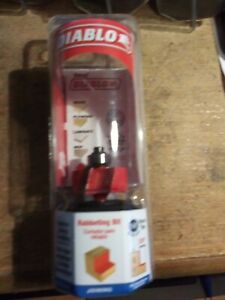 Diablo DR32100 1/2 in. Height Rabbeting Router Bit