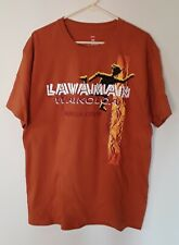 Adult Small Lavaman Triathlon Waikoloa Hawaii T-shirt Kokua Crew