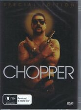 CHOPPER Special Edition DVD Starring Eric Bana NEW & SEALED Free Post
