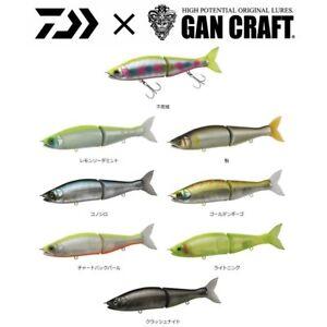 DAIWA Bass Big bait Jointedclaw 178S Variation color Stylish anglers Japan