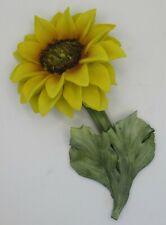 Capodimonte Porcelain Sunflower