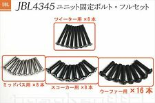 Unit fixing bolt set for JBL4345 from JAPAN F/S