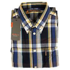 Ben Sherman Short Sleeve Regular Fit Casual Shirts for Men