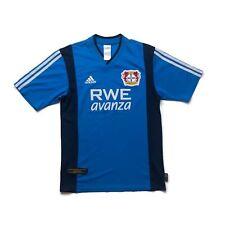 🔥Vintage 2001/02 Bayer 04 Leverkusen Away Football Shirt Adidas - Size Small🔥