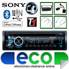 Vauxhall Corsa D Sony Car Stereo Radio CD MP3 USB Bluetooth Steering Control PB
