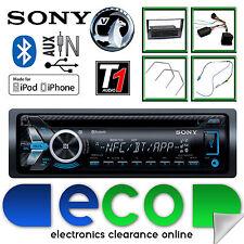 VAUXHALL Corsa D Sony Car Stereo Radio CD mp3 USB BLUETOOTH controllo dello sterzo PB