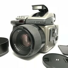 NEAR MINT HASSELBLAD H2 (H1 Upgrade)  w/Hasselblad 80mm f/2.8,From Japan 0103