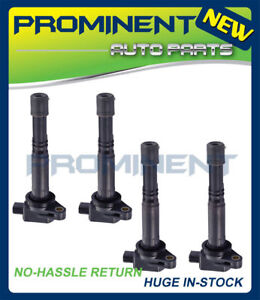 4x Ignition Coil UF602 Replacement for 2008-2011 Honda Accord 2010-2011 CRV 2.4L