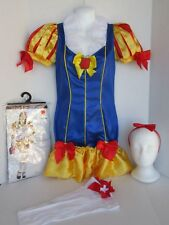 SNOW WHITE PRINCESS COSTUME SEXY ADULT  MEDIUM / LARGE