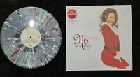 Mariah Carey Merry Christmas Target Clear Red Green Limited Vinyl Record LP