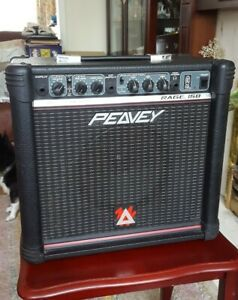 Peavey Rage Red Stripe 158 Electric Guitar Amplifier 15 Watts Great Condition