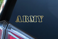 US Army MP Brigade Decal Sticker 333rd//800th Military Police BDE Window Laptop