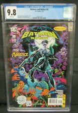 Batman and Robin #18 (2011) The Absence Guillem March DC CGC 9.8 X964