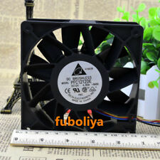 For Delta PFC1212DE-PWM 120x38mm Extreme High Speed PWM Fan 225CFM #F62