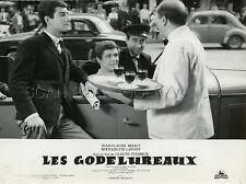 BERNADETTE LAFONT JEAN-CLAUDE BRIALY LES GODELUREAUX 1961 *PHOTO ORIGINAL #6
